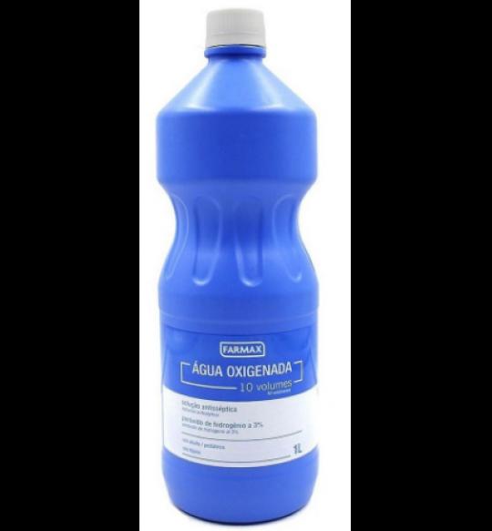 Agua Oxigenada 10 Volumes 1000ml