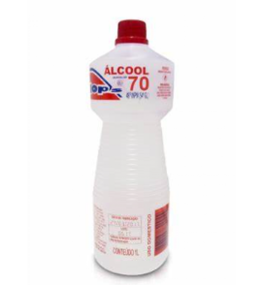 ALCOOL 70% 1000ML