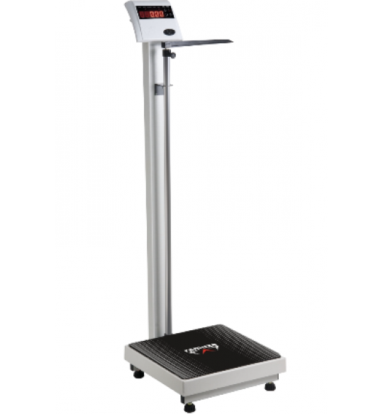 Balanca Digital Adulto C/Antropometro 200kg