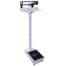 Balanca Mecanica Adulto C/Antropometro 150kg - Ref. 110ch