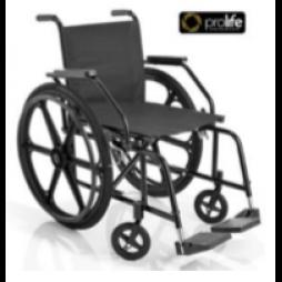 Cadeira De Rodas Semi Obeso Pl5001-PM