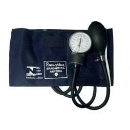 Esfigmomanometro Aneroide Adulto Bracadeira Velcro (Algodao) Esfgaln
