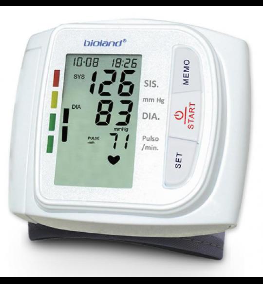 Esfigmomanometro Digital De Pulso Modelo 3005