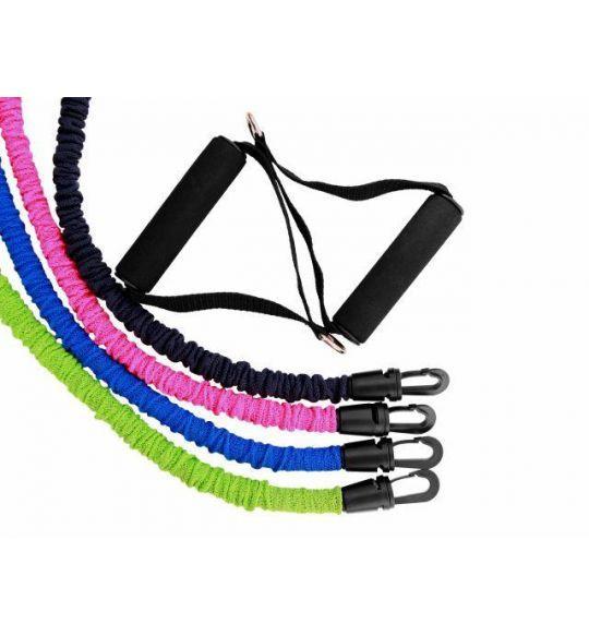 Kit Exercitador Tubing 4 Intensidades