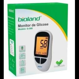 Medidor De Glicose (Kit) Bioland